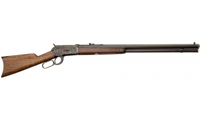 "1886 LEVER ACTION RIFLE 26"" 45/70"