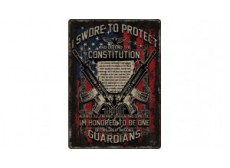 PLAQUE GUARDIANS OF CONSTITUTION