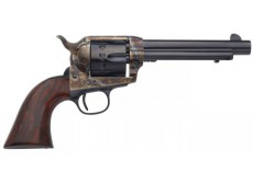 "1873 SAA CATTLEMAN NEW MODEL 22LR 5""1/2"