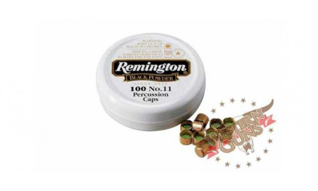 Amorces Remington n°11